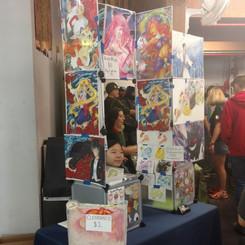 TATE's Free Comic Book Day 2018