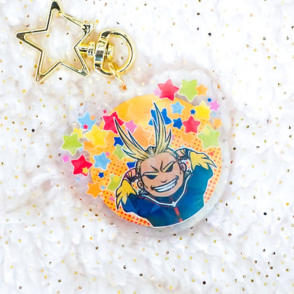 Plus Ultra Acrylic Charms