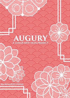 Augury: Lunar New Year 2020 Art Book