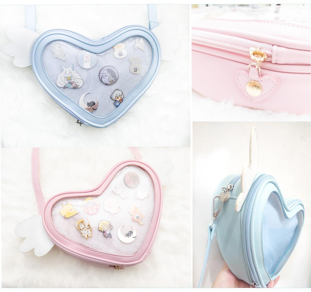 Sweet Heart Ita-Bags