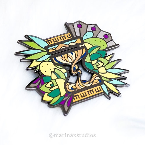 Desert Sands Pin