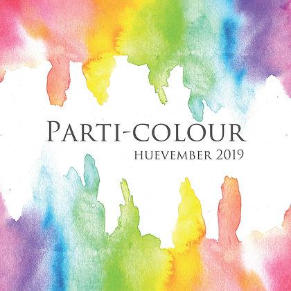 [PDF] Parti-Colour: Huevember 2019 Art Book