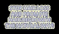 hair regrowth natural way