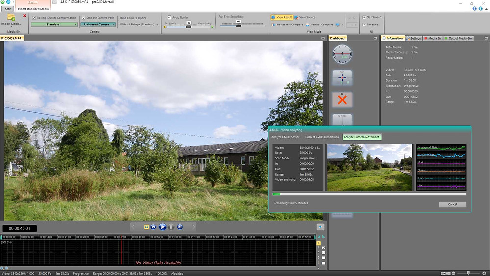 Video editing by Cheshire Film and Photogaphy