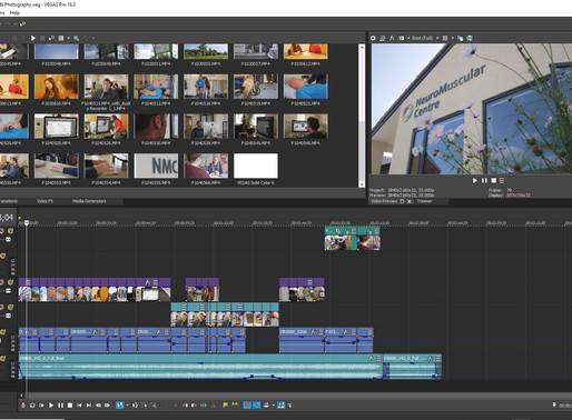 Video editing for schools and businesses