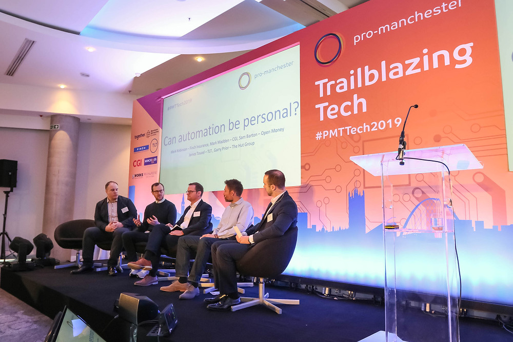 Pro-Manchester Trailblazing Tech Conference