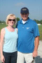 Mark and Carol Lawhorn