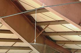 indoor horse arena sprinkler system