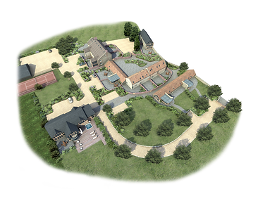 Aerial CGI's, Architectural Visualisation