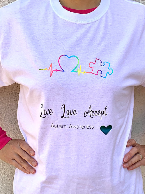 Heartbeat - Live Love Accept