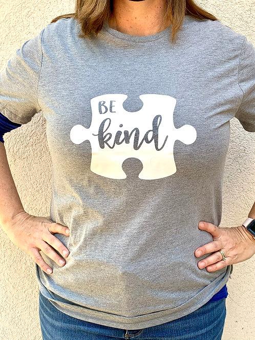 Be Kind Puzzle Piece