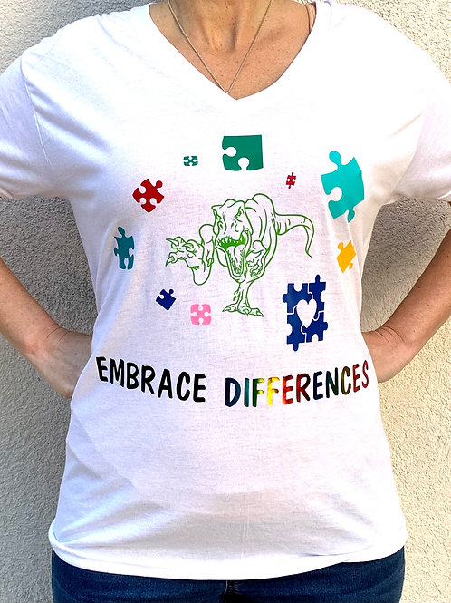 Dino Embrace Differences
