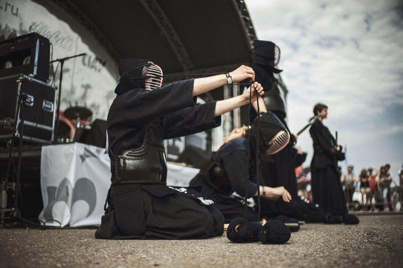 кендо в Москве