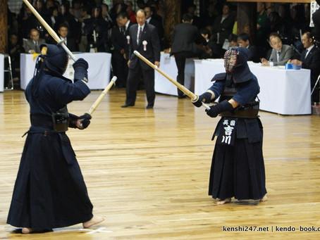Важные моменты в судействе Нито-рю /  Nito Kendo Shinpan Points
