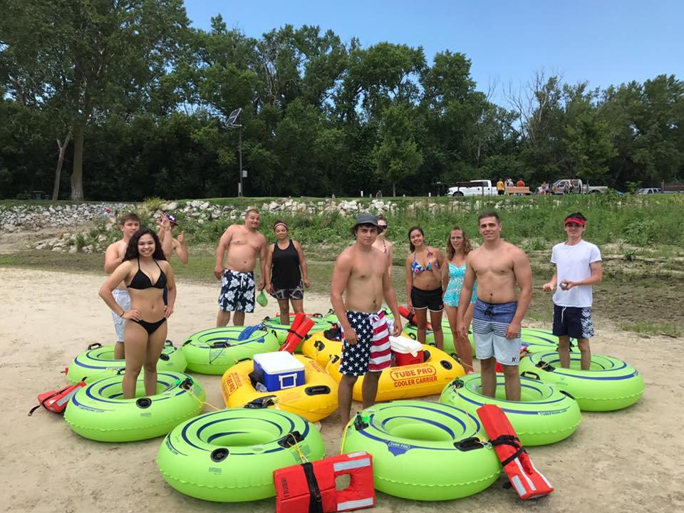 9:30am Sunday Float
