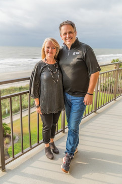 Worship leaders Russell and Kristi Johnson
