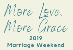 More love, more grace 2019