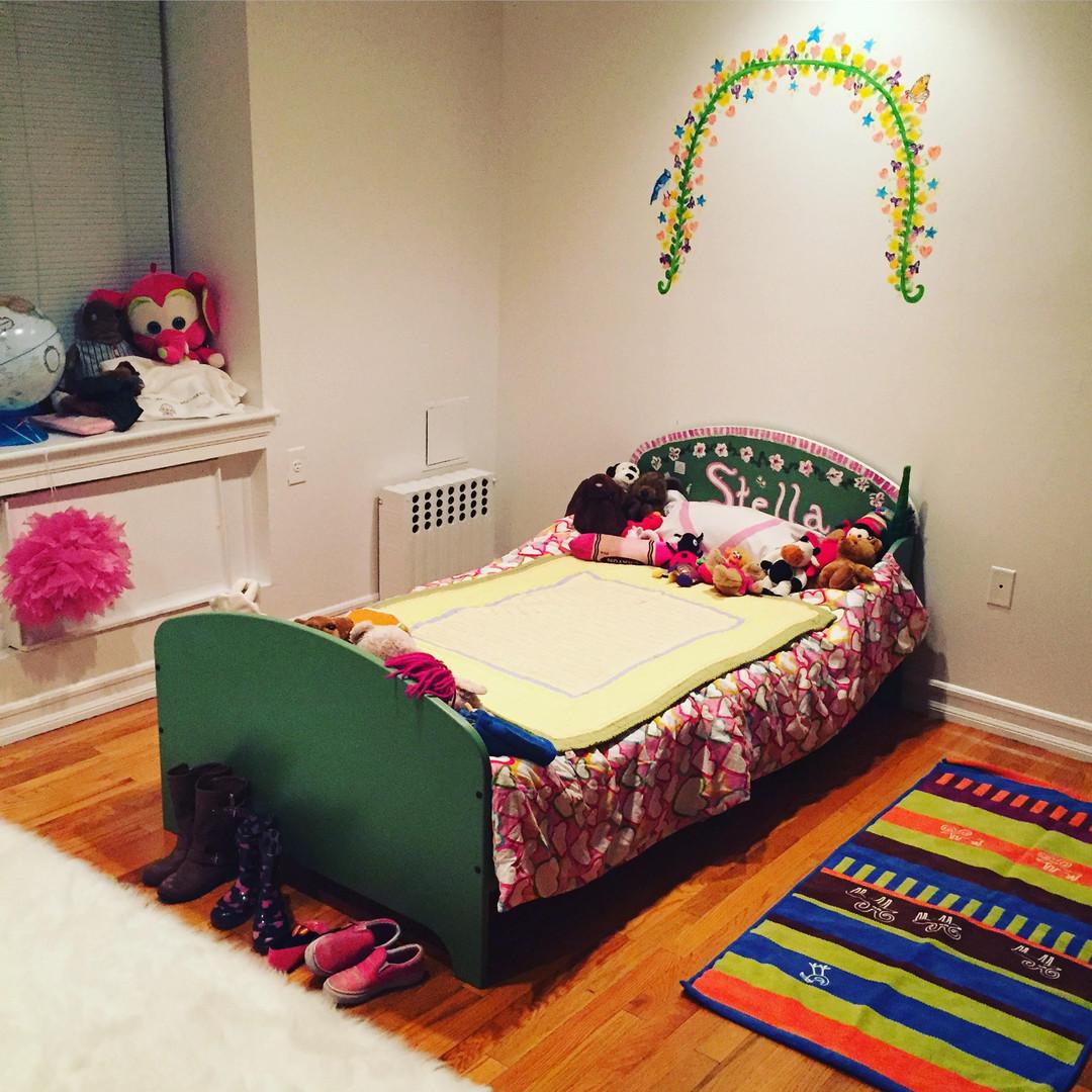 My Granddaughter Stella's Room