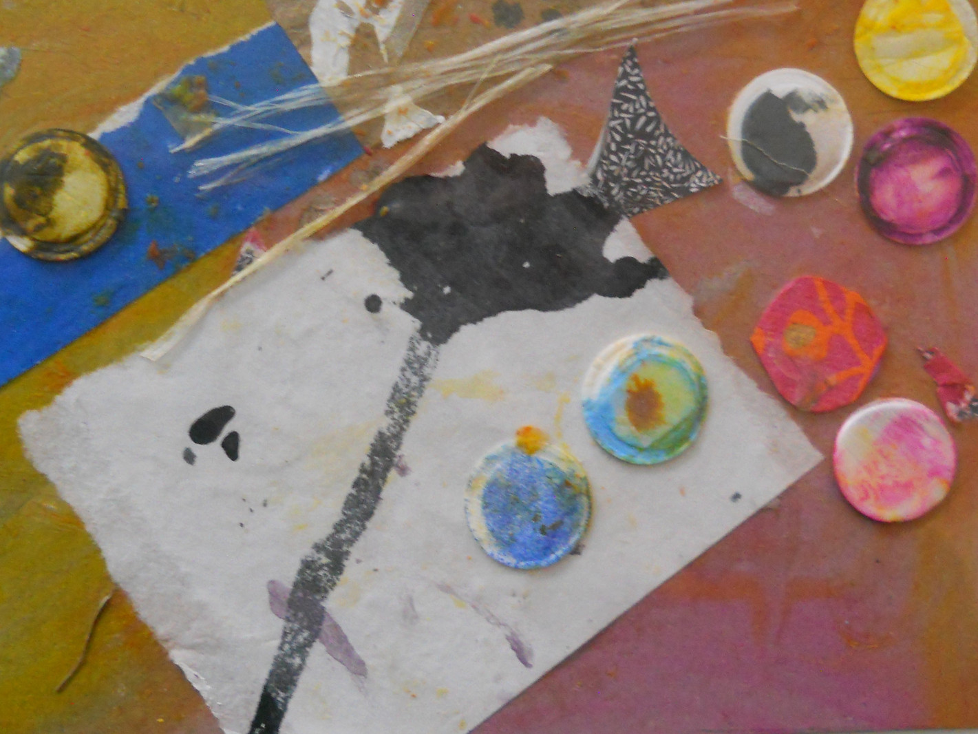 The Painter's Equipment