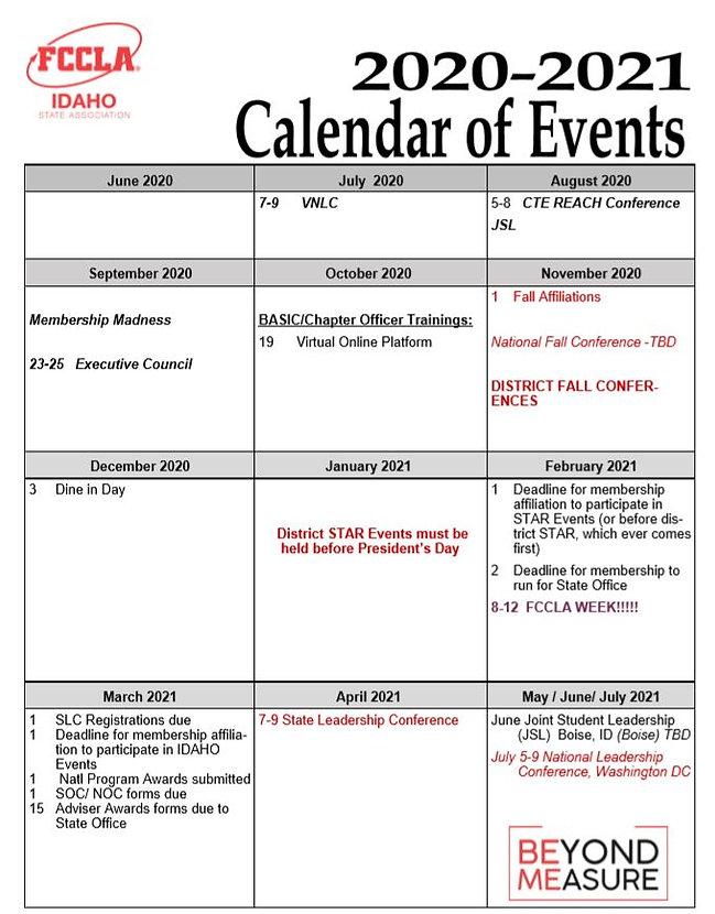 FCCLA 20-21 Calendar.JPG