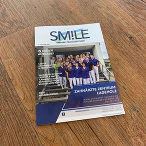 SM!LE - Praxismagazine im neuen Design