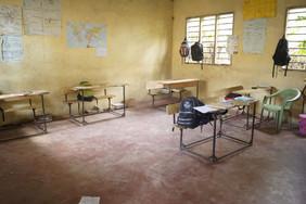 Klassenzimmer Klasse 8