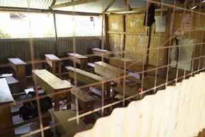 Klassenzimmer Klasse 4