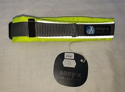 annyx protect leuchtgelbgrau Steckhalsba