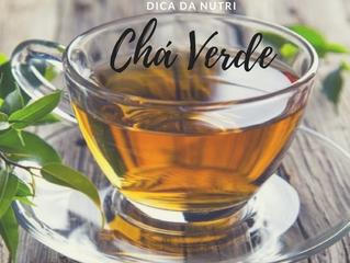 O poder do Chá Verde