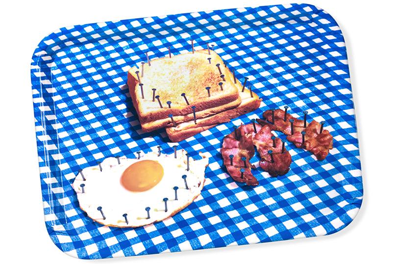 朝食が楽しくなるアートなテーブルウェア