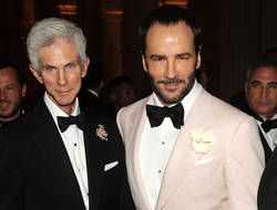 Tom Ford in 27years of love