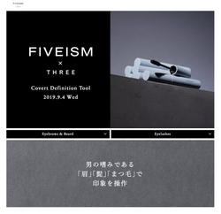 FIVEISM x THREE LP
