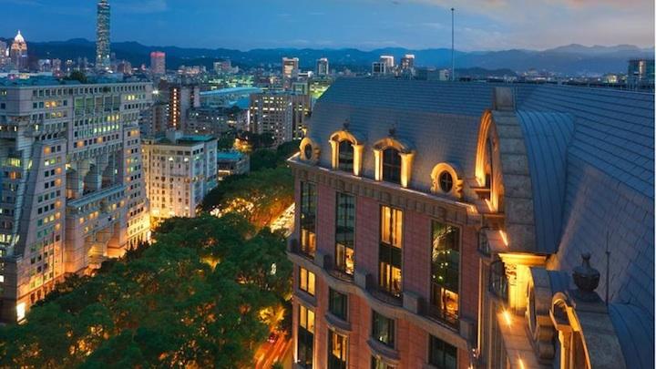 Mandarin Oriental Hotel ,Taipei