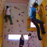 Boulderhalle im Jufa Bleiburg