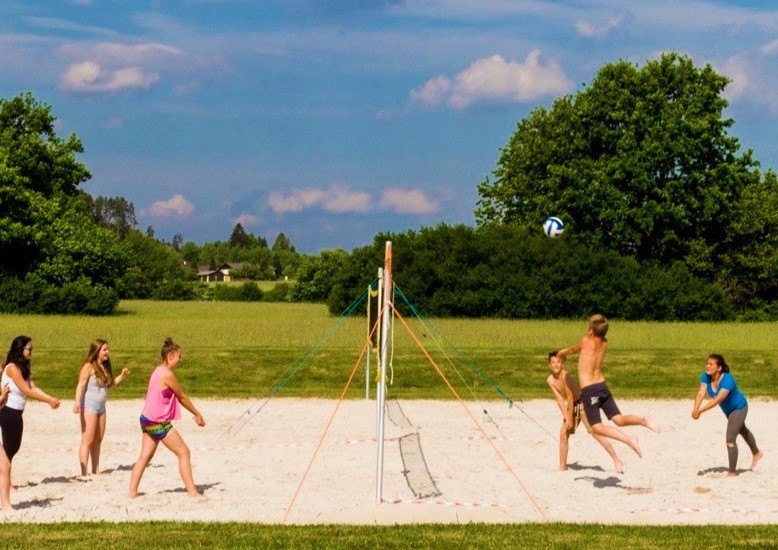 PM Sommercamp Volleyball