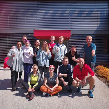 Teamfoto PM Sommercamp