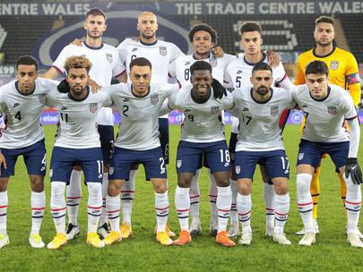 USA vs Wales