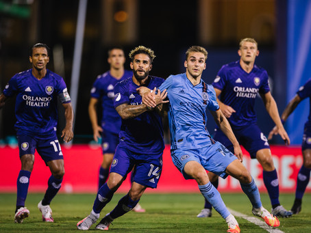 NYCFC (n) Match Recap