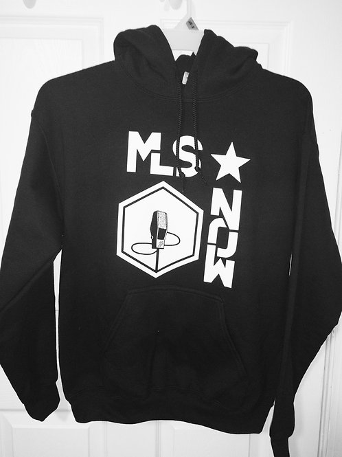MLS Now Podcast Hoodie