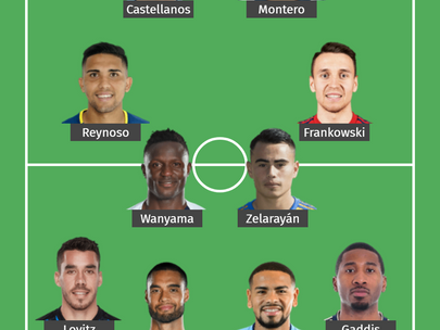Team Of The Week: Decision day