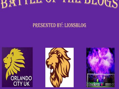 Battle of the Blogs Ep 1: Chants