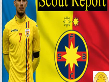 Florinel Coman Scout Report