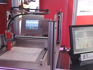 Leibinger JETmotion - Industrial Inkjet Traversing System