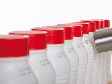 Leibinger: Plastic Bottle