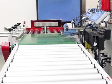 -Sojet Elfin II Inkjet Coder (stitched printhead configuration)