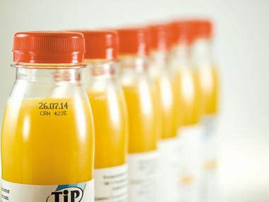 Plastic bottle application