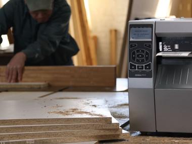 Zebra ZT510 - Industrial Label Printer