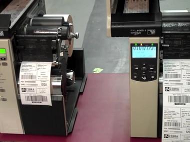 Zebra - Xi4 Printer New Features