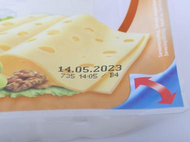 Leibinger: Cheese Packaging
