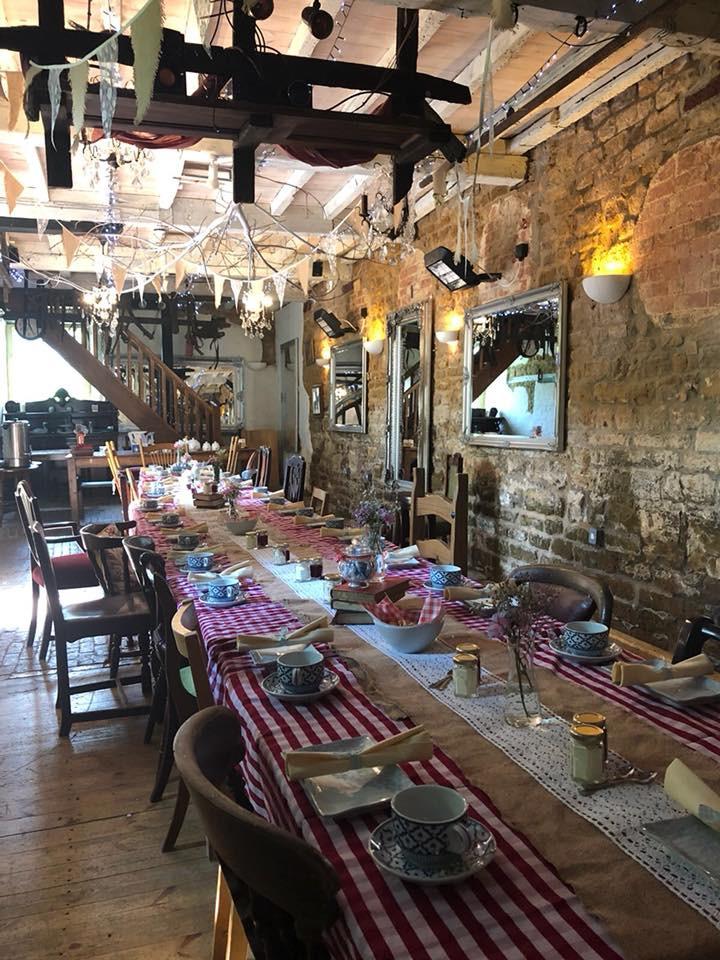 afternoon tea barn setup.jpg